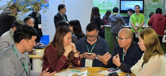MIECF助企业接通全球绿色新视野