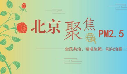"""打造""""全民共治""""治理格局 北京启动新一轮蓝天保卫战"""