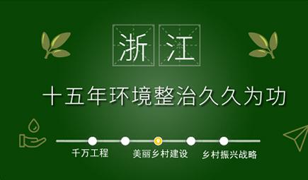 推进农村环境提升三年行动 浙江打造美丽乡村样板