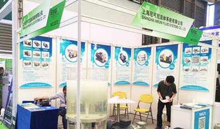 明星产品添彩中国环博会 上海尼可尼夯实产业后盾