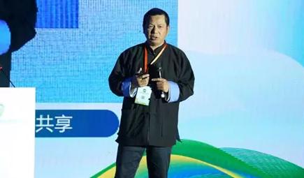 傅涛阐述两山经济:少花钱、不花钱、甚至赚钱做环保