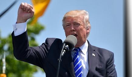 特朗普两大环境相关言论 中国有不同观点