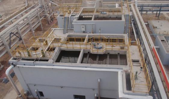 翰祺环境:签订天河钢乐亭钢铁综合废水处理合同