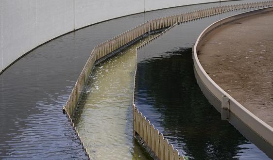 垃圾焚燒廠垃圾滲濾液的深度處理