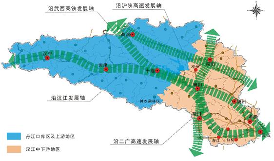 国家发展改革委关于印发《汉江生态经济带发展规划》的通知