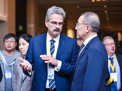 搭起溝通橋梁丨2018中國化工園區綠色發展大會