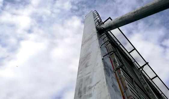 全国首例原有风场升级改造项目并网发电