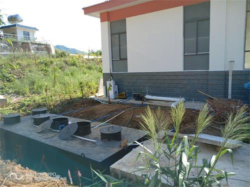 新农村社区污水处理设备工艺
