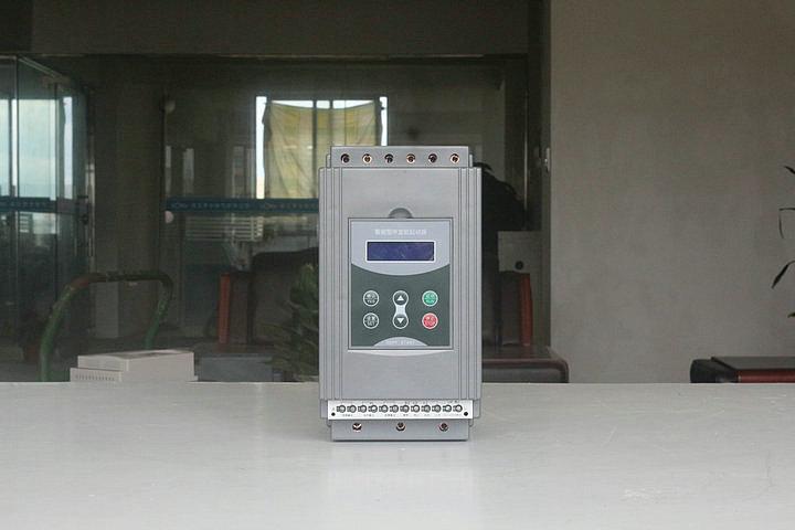 低压电器 制动器 lcr-160kw 液下泵380v旁路软启动器,可控硅软起动
