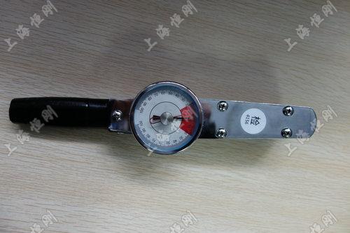 表盘式扭矩检测扳手