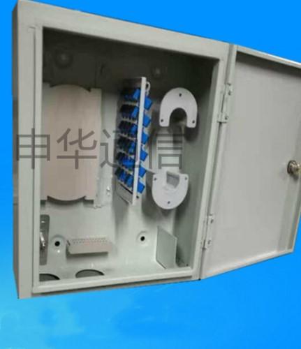 产品库 电气设备/工业电器 电线电缆 通信电缆 冷轧板24芯光纤分纤箱