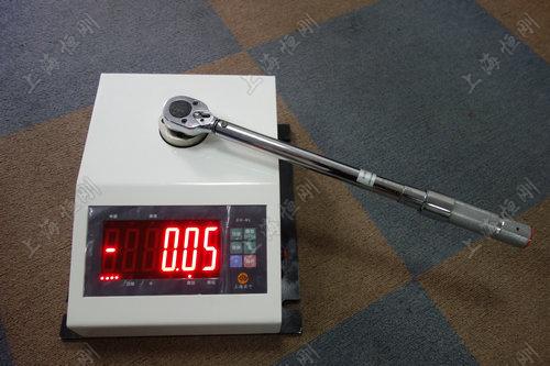 便携式扭力扳手检验器