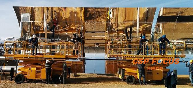 """天瑞星積極推進""""集熱管+電站開發""""光熱發電雙軌道發展戰"""
