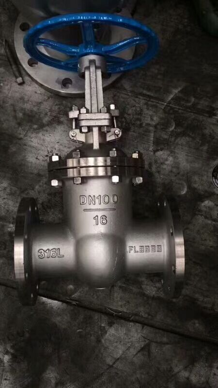 河南-不锈钢闸阀厂家图片