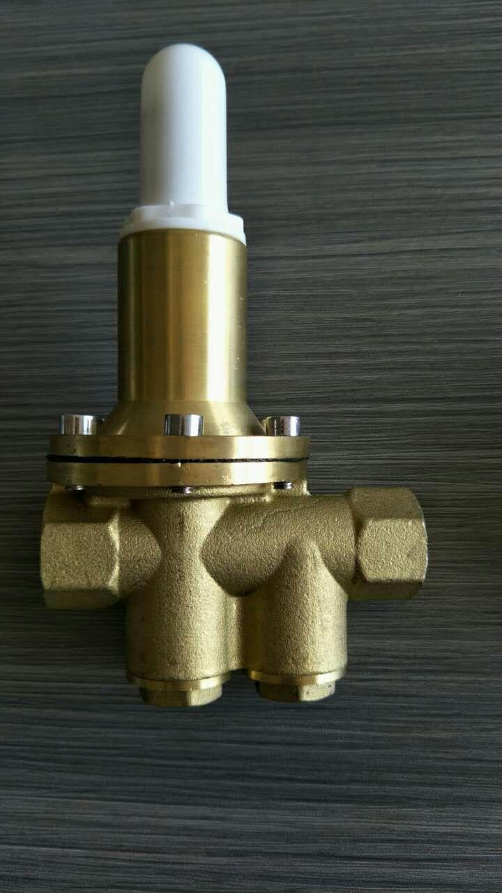 200p型全铜减压阀调压可水平或垂直安装于给水,消防系统及其他系统图片