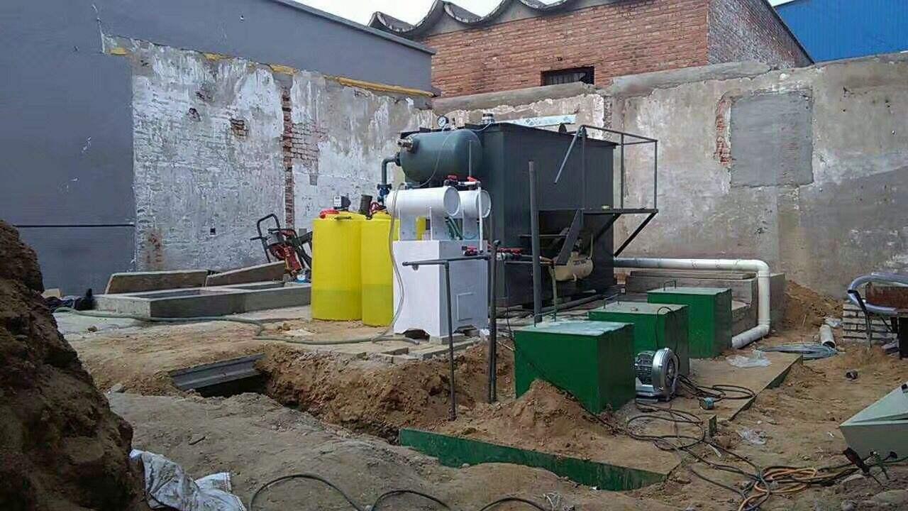 大型养猪场污水处理设备