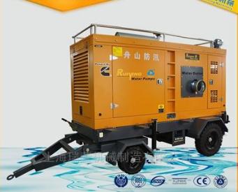 柴油机水泵