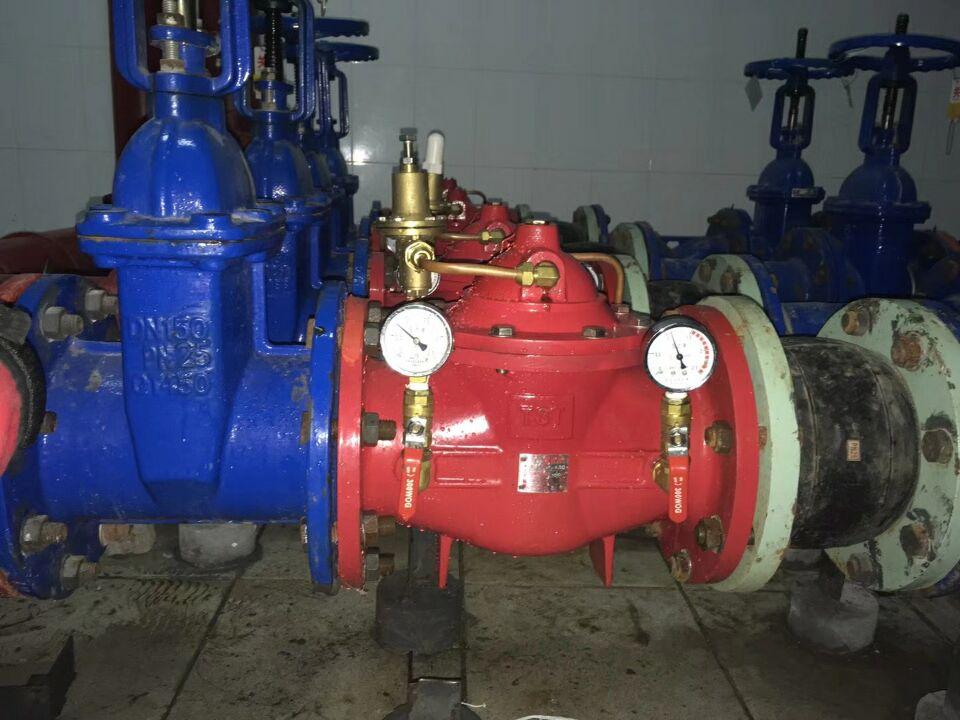 消防给水减压阀系统技术规范-上海申弘阀门有限公司图片