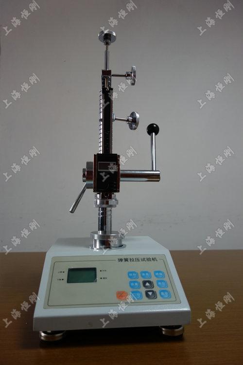 弹簧拉压力检测机