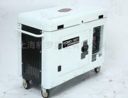10千瓦静音汽油发电机组