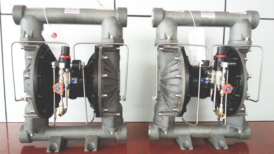 高吸程气动隔膜泵