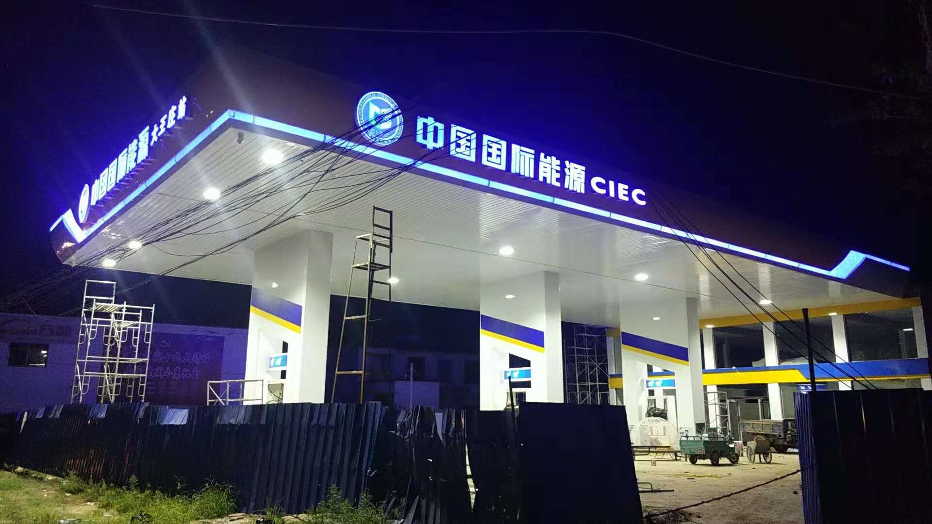 加油站LED防爆吸顶灯