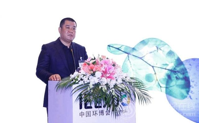 天然天能将盛装亮相2019年首届中国环博会成都展