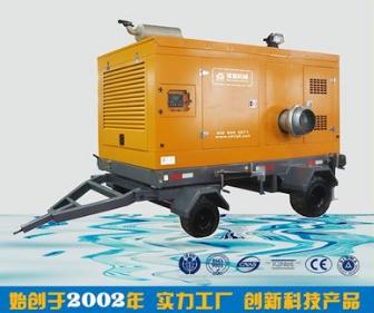 柴油机泵车产品图