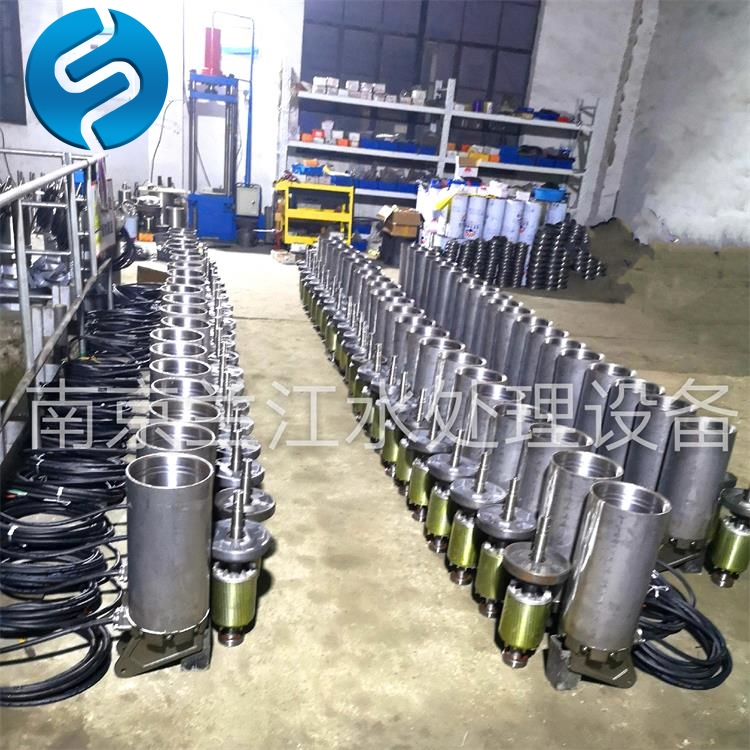 QJB5/12-60/3-480潜水搅拌机