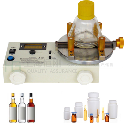 瓶盖扭矩检定仪