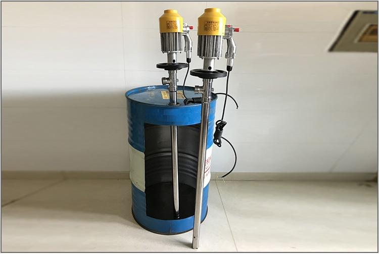 电动油桶泵
