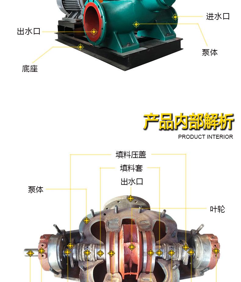 中开泵内部结构图