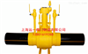 MQ367F-16CPE管连接燃气埋地球阀